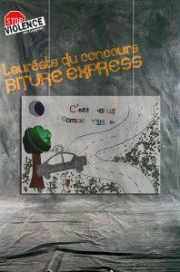 prix du jury - stop violence en Gruyère